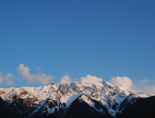 Blasting on Mt Currie for Seismic Surveys Begins July 26