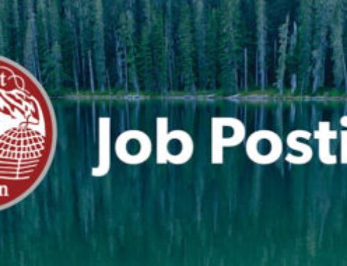 Job Posting – Temporary Full-Time Fisheries Technicians