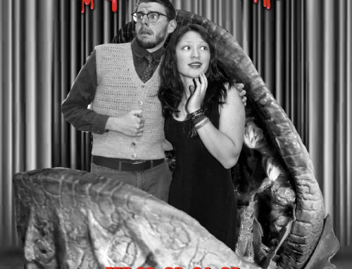 Come see Maya Nelson in Little Shop of Horrors